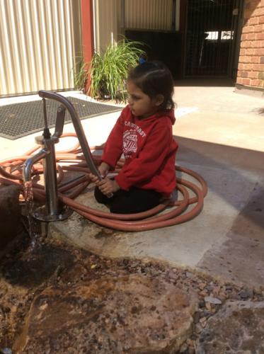 Flinder's-Children's-Centre-water-pump